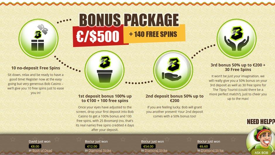 bob-casino-free-spins