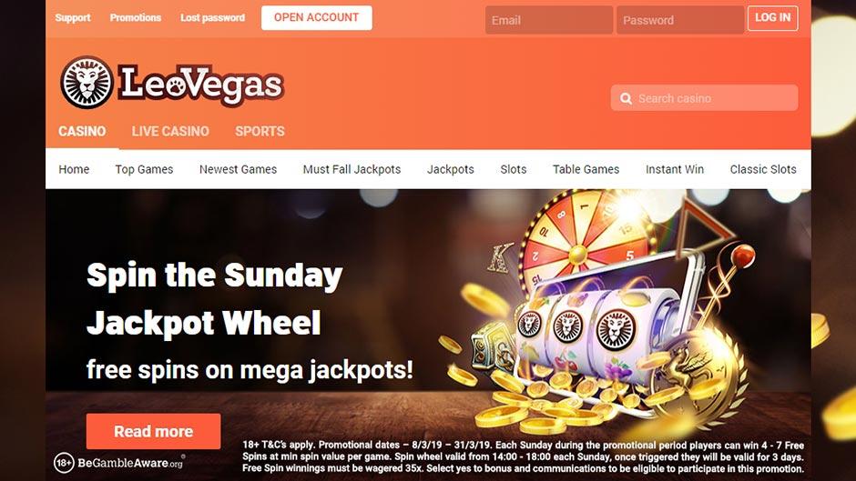 leo-vegas-jackpot-wheel