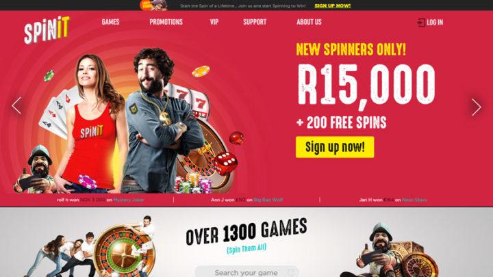 Get 200 Free Spins & 100% Bonus
