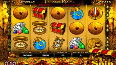 treasure-room