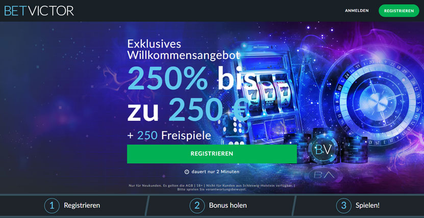 betvictor-casino Die Nr.1 Online Casino Österreich