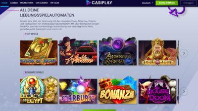 casiplay casino bewertung