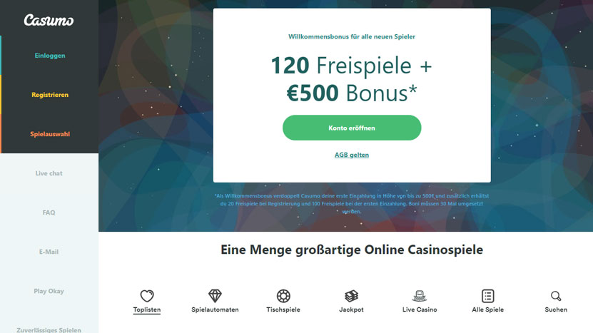 beste praemien online casinos