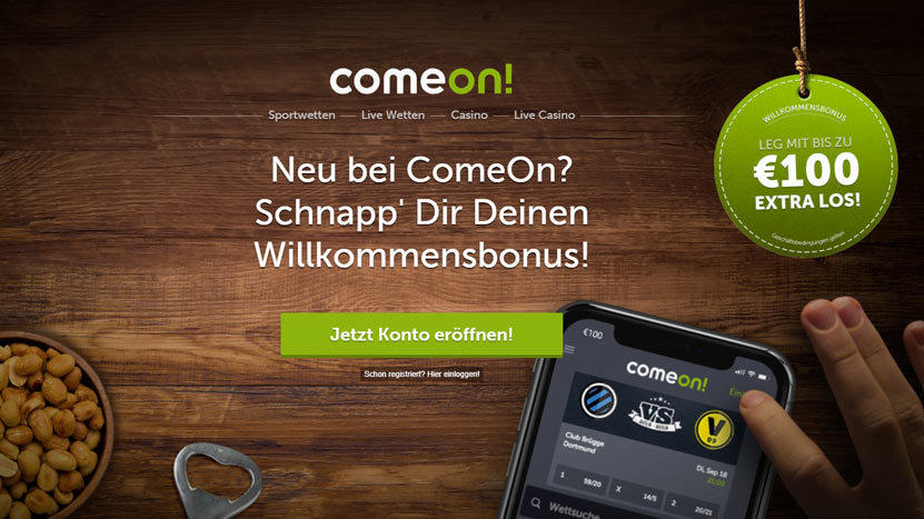 come-on