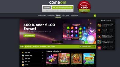 Come-On Casino