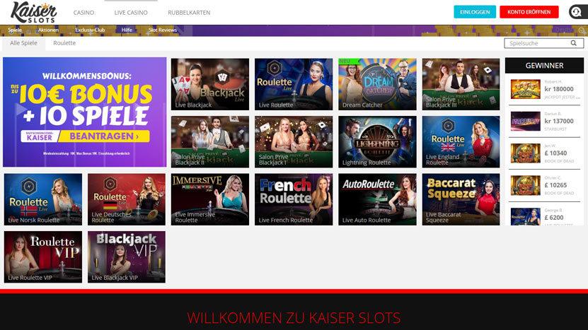 kaiser-slots-live-dealer