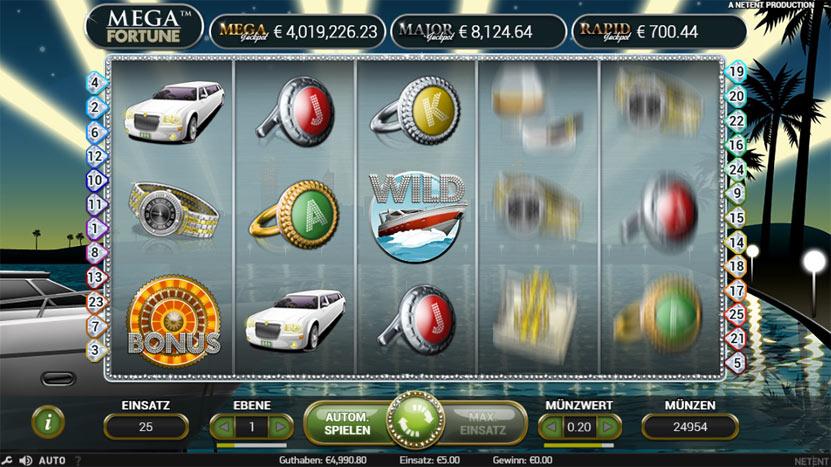 Spielautomat Knacken