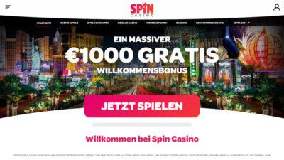 spin-casino bewertung