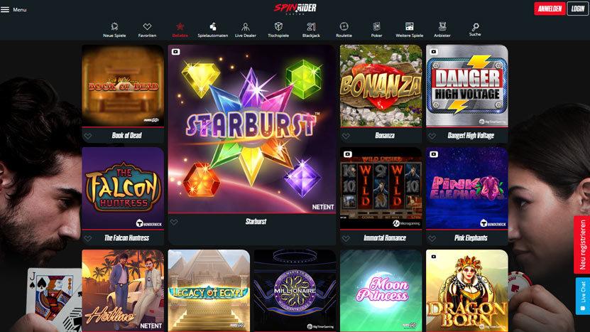 spin-rider-casino-spiele