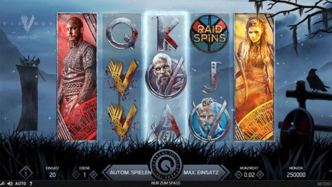 vikings-spielautomat