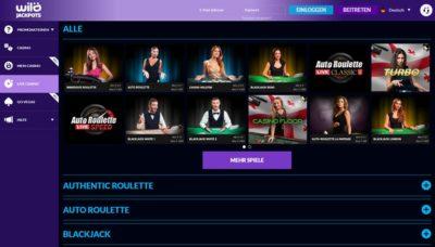 wildjackpots-live-dealer