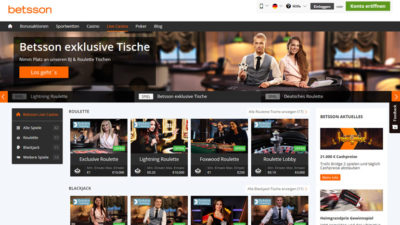 betsson-live-casino
