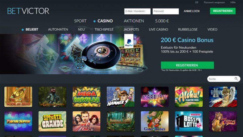 betvictor-casino-spiele