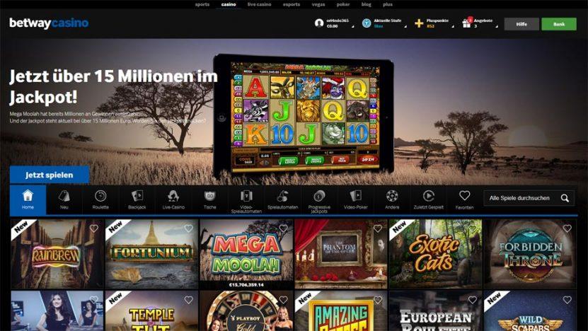 betway-casino-lobby