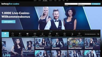 seriöse online casinos: betway Casino