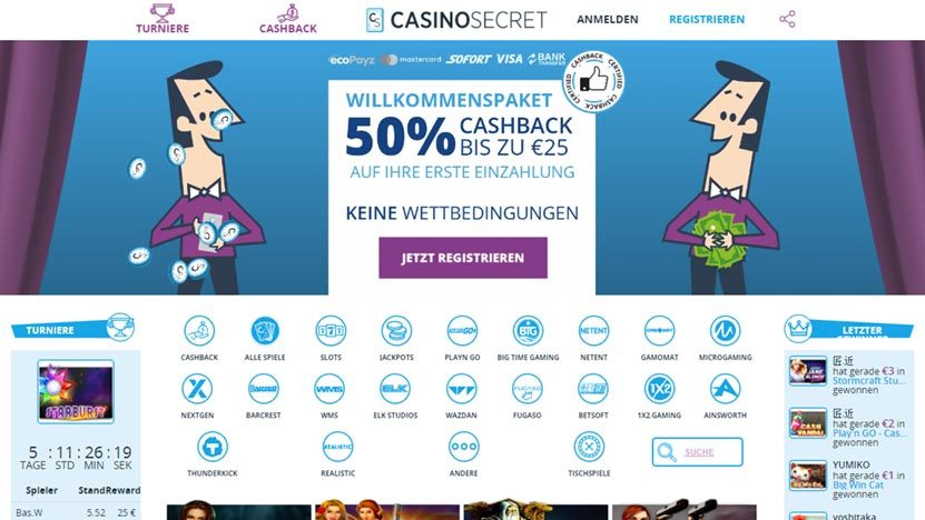 casino-secret-cashback