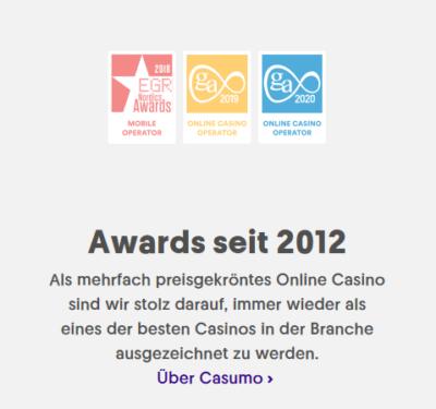 casumo-awards