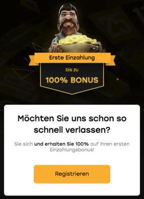 fair-spin-casino 100% bonus jetzt registrieren
