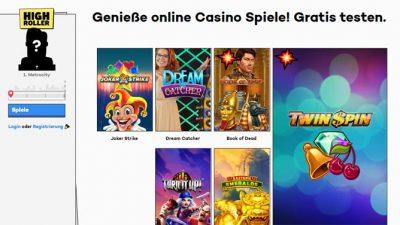 highroller jackpot automaten casino