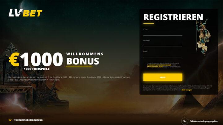 lvbet-bonus