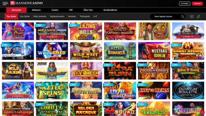 mansion-casino-spiele
