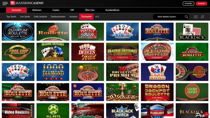 mansion-casino-tischspiele
