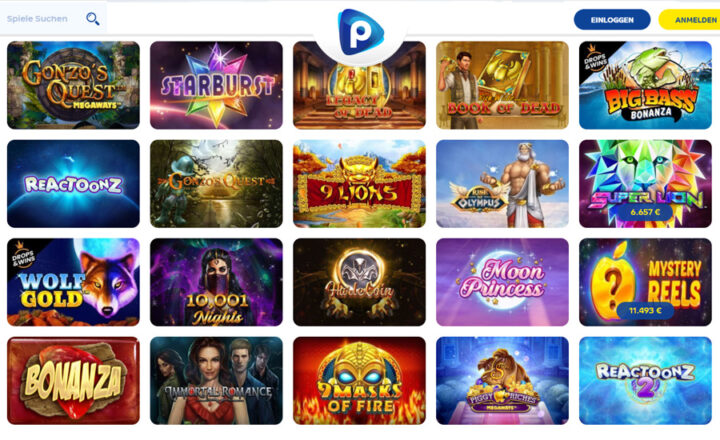 Pelaa- 1000 online Spielautomaten
