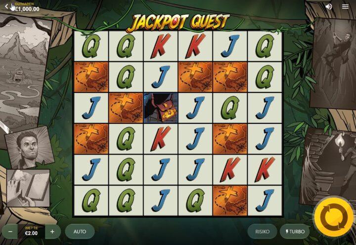 Jackpot Quest Spielautomat
