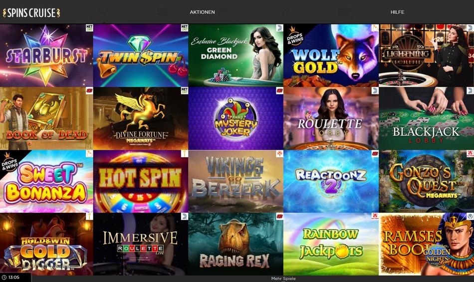 spins-cruise-online-spiele