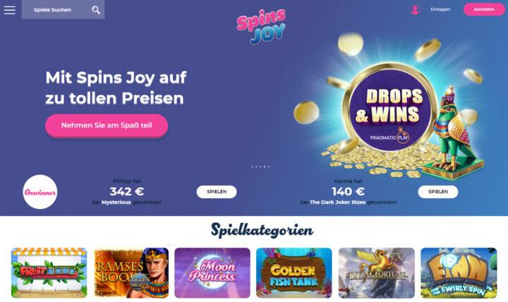 spins-joy-freispiele