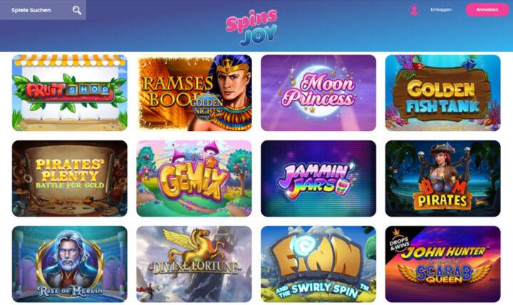 spins-joy-online-spiele