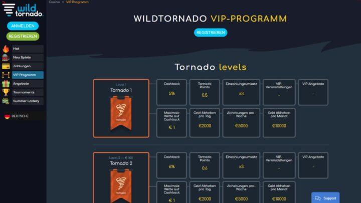 program vip tornado liar